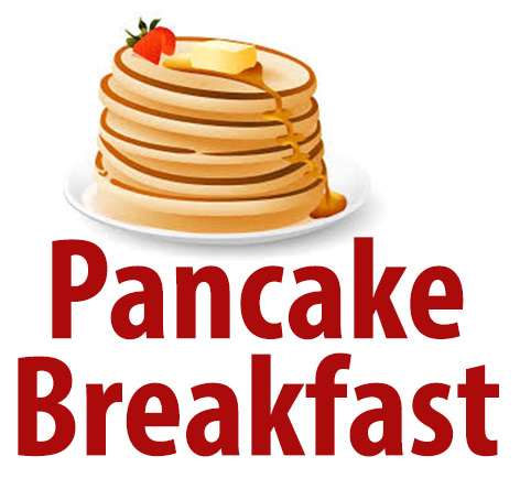 Pancake Breakfast Logo