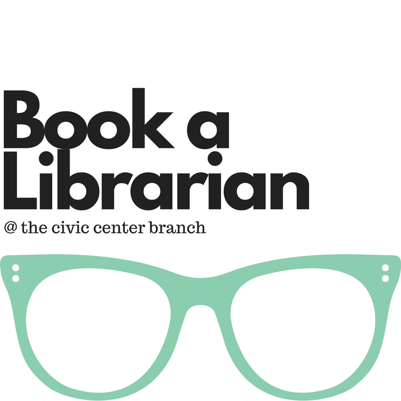Book a Librarian icon