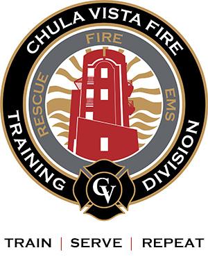 CVFD Training Division Logo