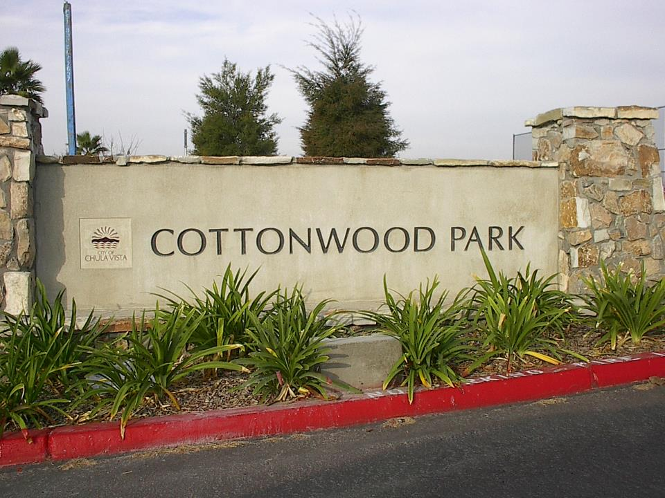 Cottonwood Sign
