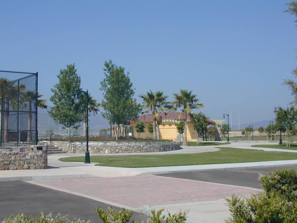 Cottonwood Park Wide View