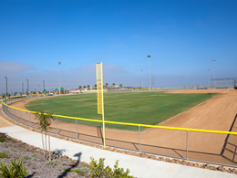 Mount San Miguel Park Ball Field