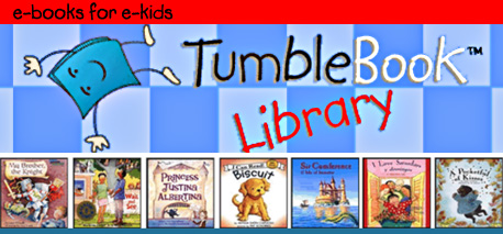 Tumble Book Library for kids