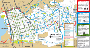 Bike CV Map  Guide_2014