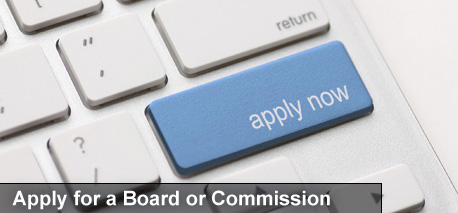 Apply for a Board or Commission