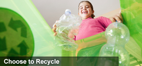 Clean Recycle Banner