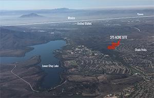 Chula Vista University Aerial