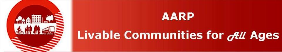 Age-Friendly Communities Banner