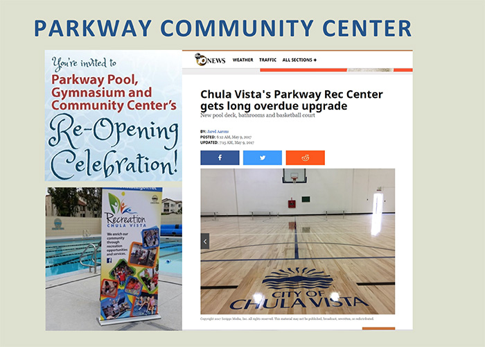 Parkway Community Center