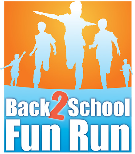 Back To School Fun Run Logo
