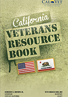 CalVet Resource handbook