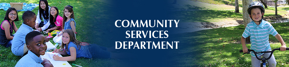 Community Services Banner