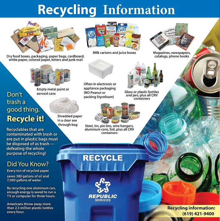 RecycleInfo Web