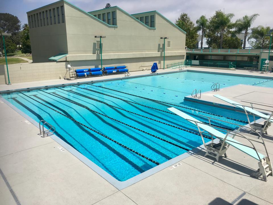Aquatics, swim, park way