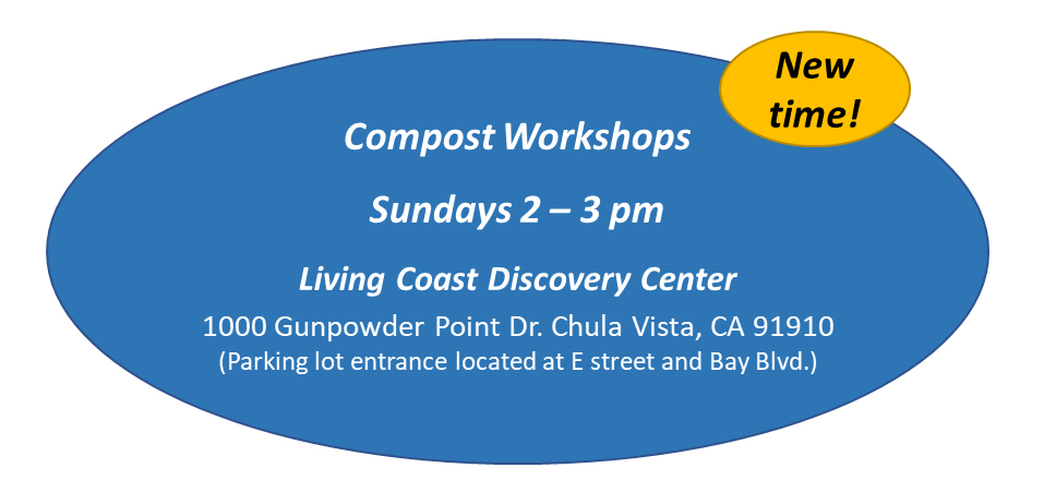 compost workshop new time