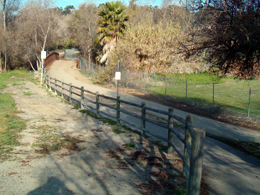 Rohr Park Walking Trail