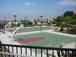 Veterans Park Basketball Courts
