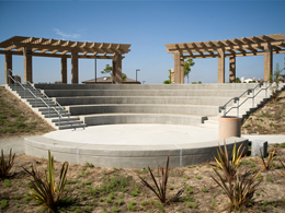 Mountain Hawk Park Amphitheater