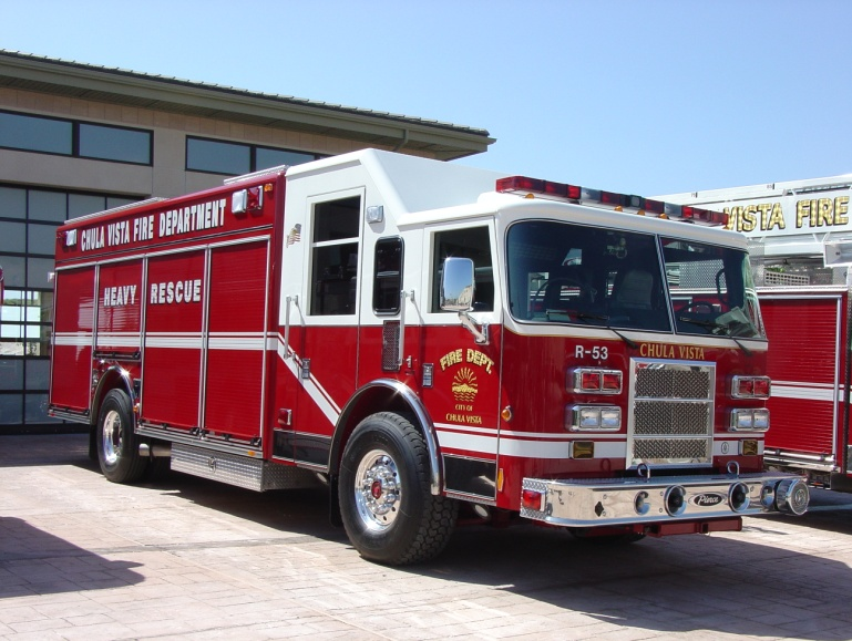 Type I Heavy Rescue