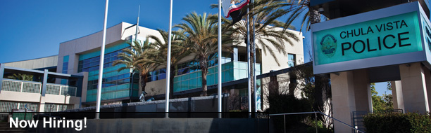 Police Department | City of Chula Vista