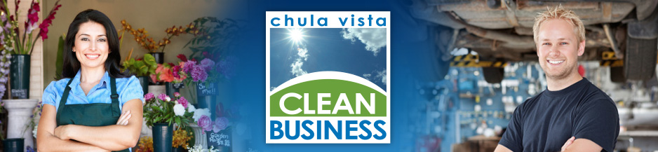 Clean Business Header