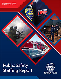 Public Safety Staffing Cover September